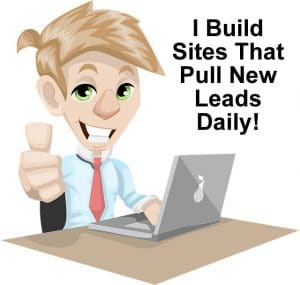 Lead generating website development daytona beach